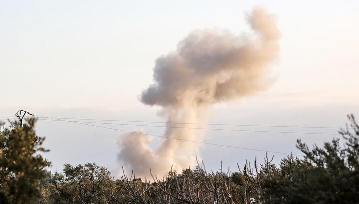 Российские военные опровергли информацию об авиаударе в Идлибе