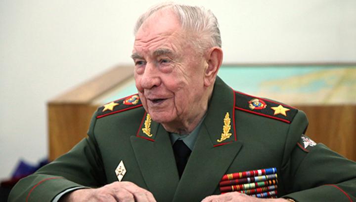 Умер маршал СССР Дмитрий Язов