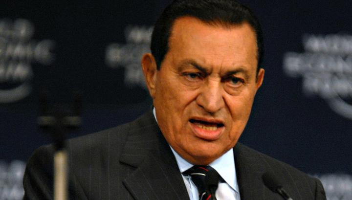 Ушел из жизни экс-президент Египта Хосни Мубарак