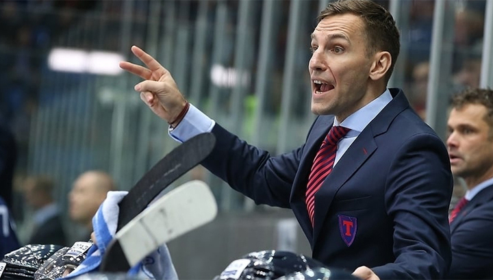 """Тренер хоккейного """"Торпедо"""" Немировски: пока еще все в наших руках"""