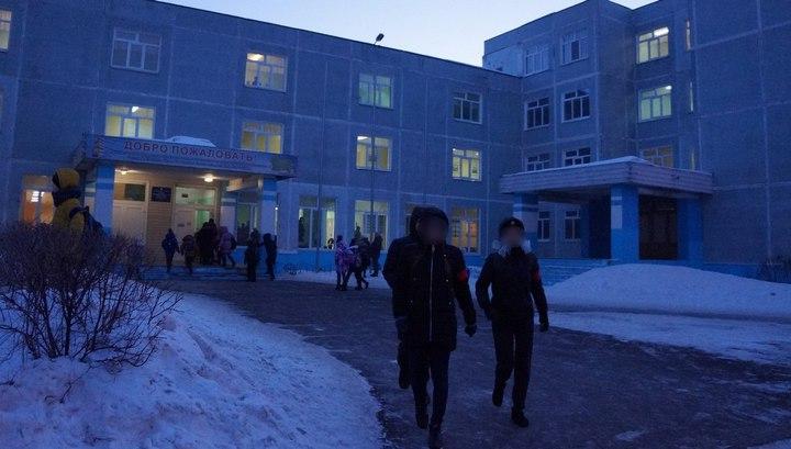 Школьник с ножом напал на учительницу во время урока в Ульяновске
