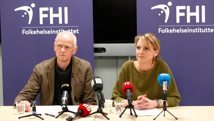 Первый случай заражения коронавирусом выявлен в Норвегии