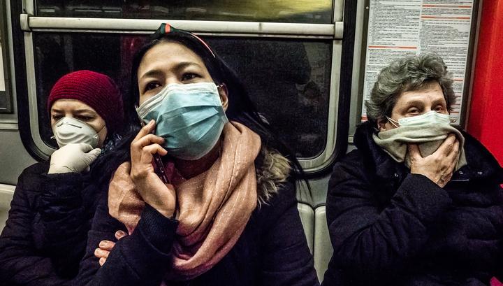 ВОЗ: за сутки за пределами КНР зафиксировано более тысячи новых заболевших коронавирусом