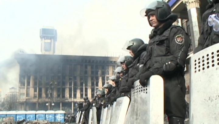 Новые данные о Майдане: первые милиционеры были убиты до выстрелов по демонстрантам