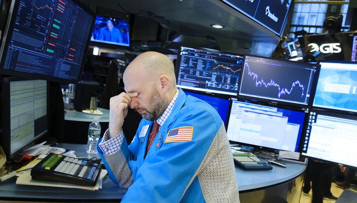 Мировые фондовые рынки потеряли 5 триллионов долларов в ходе обвала из-за коронавируса
