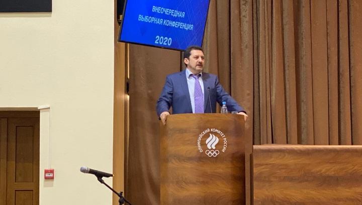 Евгений Юрченко избран президентом Всероссийской федерации легкой атлетики