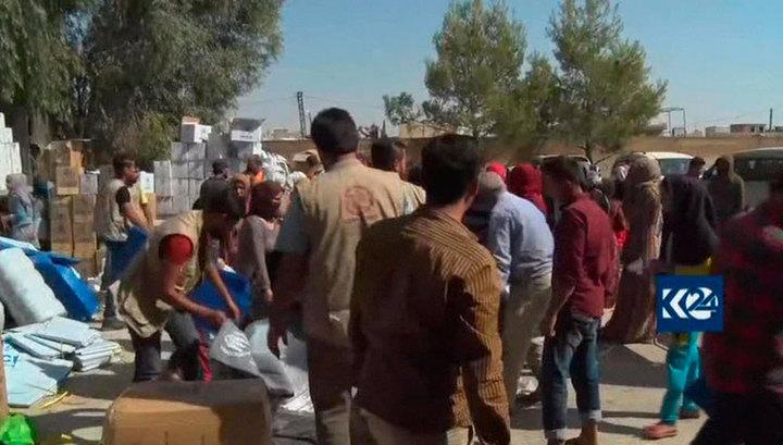 Греция опровергает убийство двух мигрантов на границе