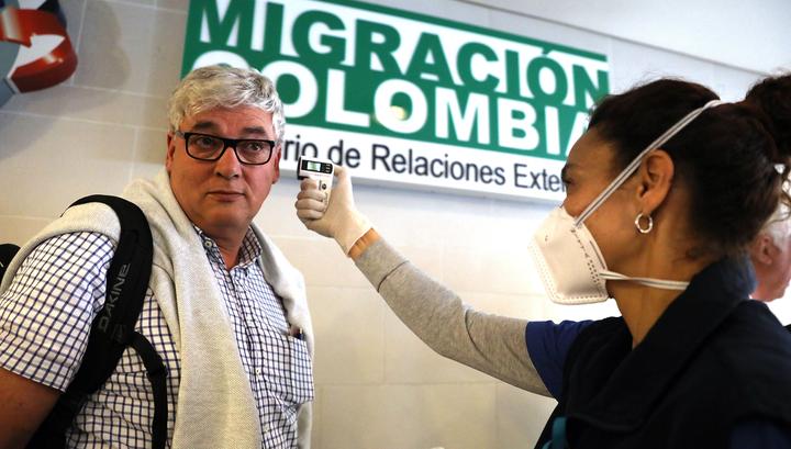 Первые случаи заражения коронавирусом выявлены в Колумбии и Коста-Рике