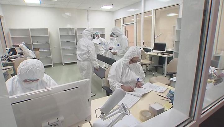 В России зафиксированы новые случаи заболевания коронавирусом