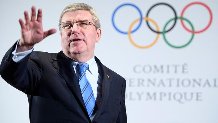 Томас Бах: перенос Олимпиады обойдется МОК в сотни миллионов долларов