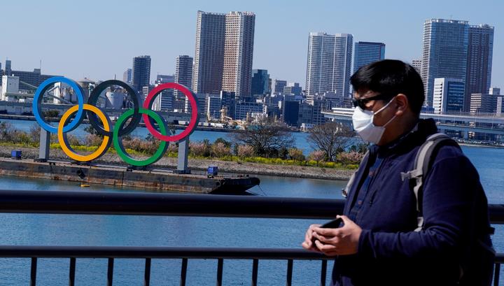 Война, жара или коронавирус: МОК назвала причину переноса Олимпиады в Токио