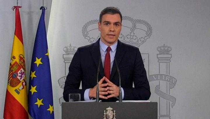 В Испании введены ограничения на перемещение граждан по стране