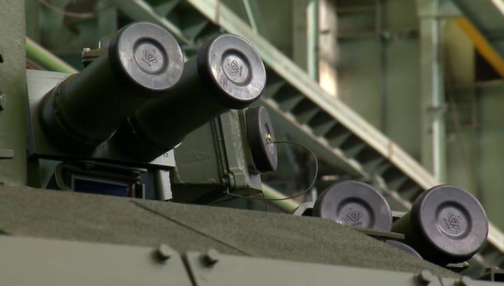К Параду Победы готовят новейшую военную технику