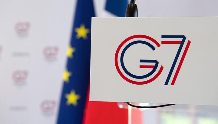 Саммит G7 в США пройдет в формате  телеконференции