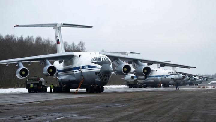 Самолеты Минобороны с российскими вирусологами готовы к вылету в Италию