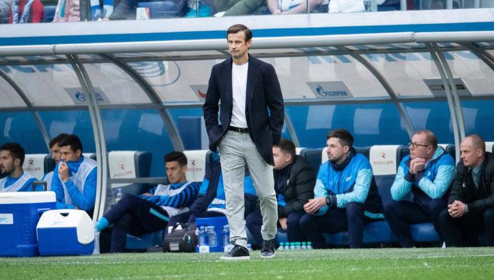 Сергей Семак признан лучшим тренером июня в чемпионате России