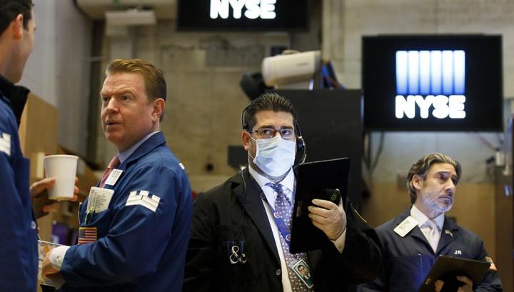 Нерешительность Конгресса США может обвалить фондовый рынок еще на 20%