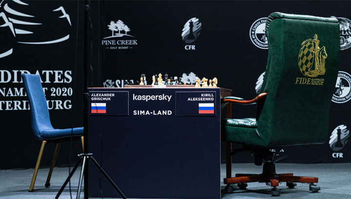 Шахматы. Турнир претендентов в Екатеринбурге остановлен из-за коронавируса