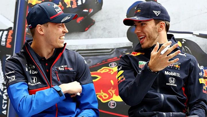 """Квят и Гасли пренебрегают виртуальными гонками """"Формулы-1"""" - ElkNews.ru"""