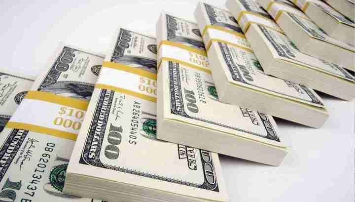 Международные резервы России сократились с 13 по 20 марта сразу на $29,8 млрд