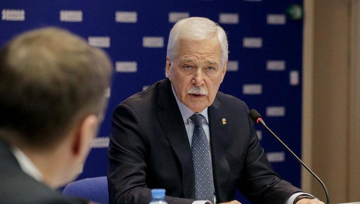 Грызлов: Киев блокирует решения контактной группы по Донбассу