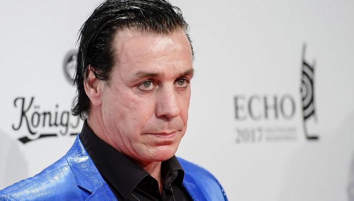 У фронтмена Rammstein Тилля Линдеманна коронавирус не подтвердился