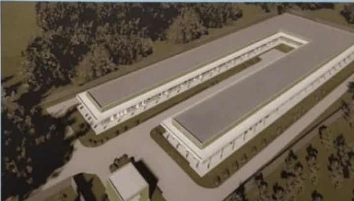 滨海边疆区建造的多功能医疗中心
