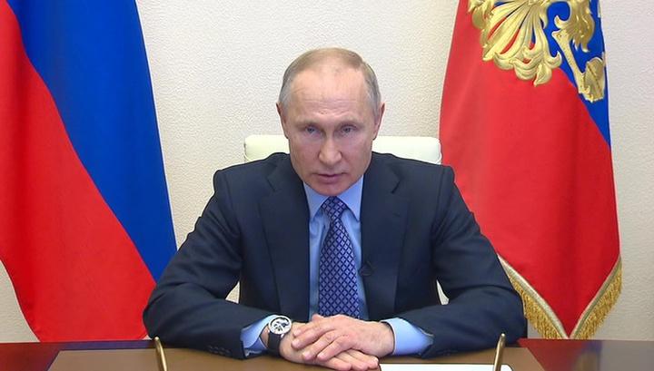 Путин: объективная информация - лучший ответ на слухи