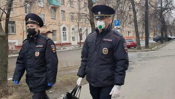 Столичной полиции разрешили штрафовать за нарушение режима самоизоляции