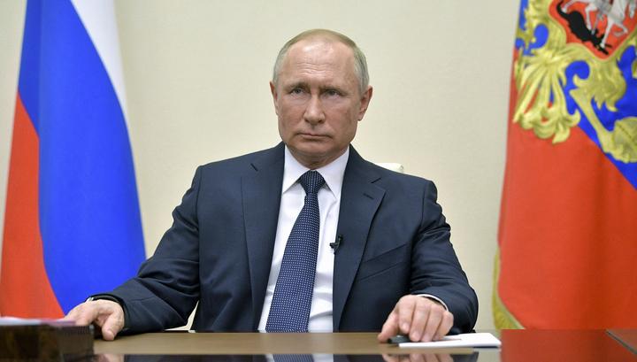 Полный текст второго обращения Владимира Путина из-за ситуации с коронавирусом