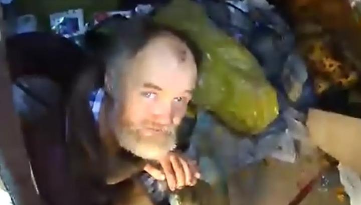 Самоизоляция по-сибирски: мужчина просидел 5 дней в заваленном снегом гараже