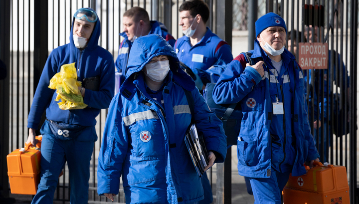 COVID-19: Россия идет по оптимистичному сценарию