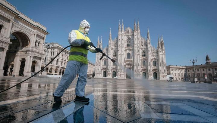 Италия откроет границы 3 июня