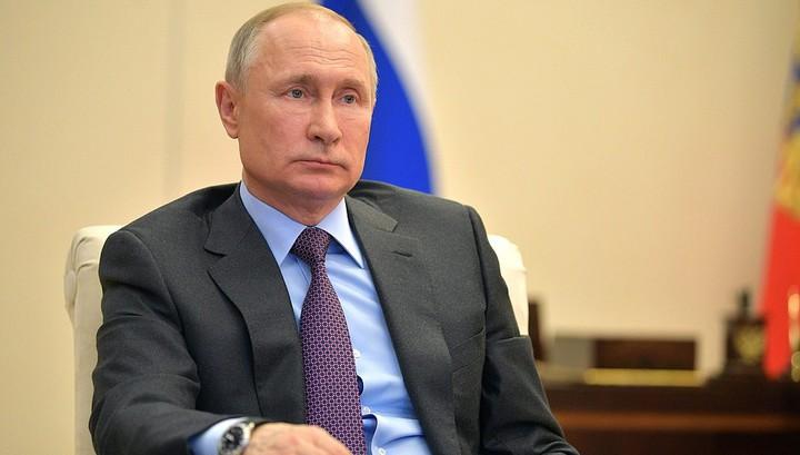 Путин заявил о необходимости сократить добычу вместе с ОПЕК+ и США