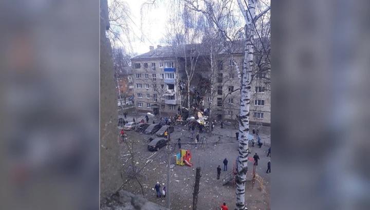 МЧС сообщило подробности о взрыве в Подмосковье