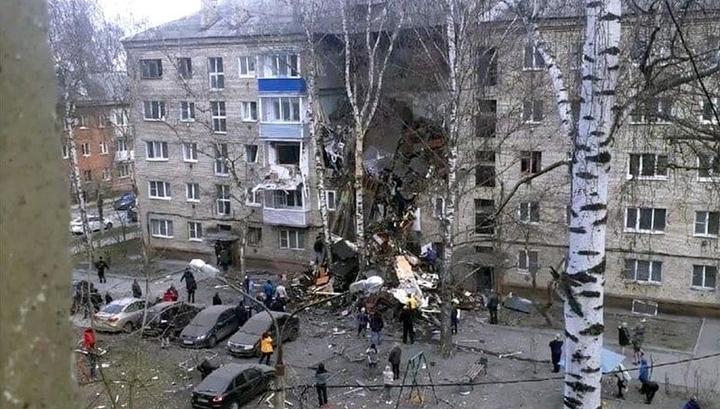 Возросло число пострадавших при взрыве в Подмосковье