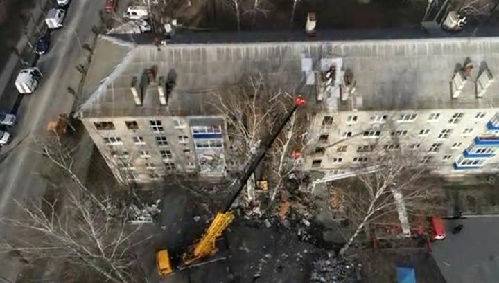 Выросло количество жертв взрыва в Орехово-Зуеве