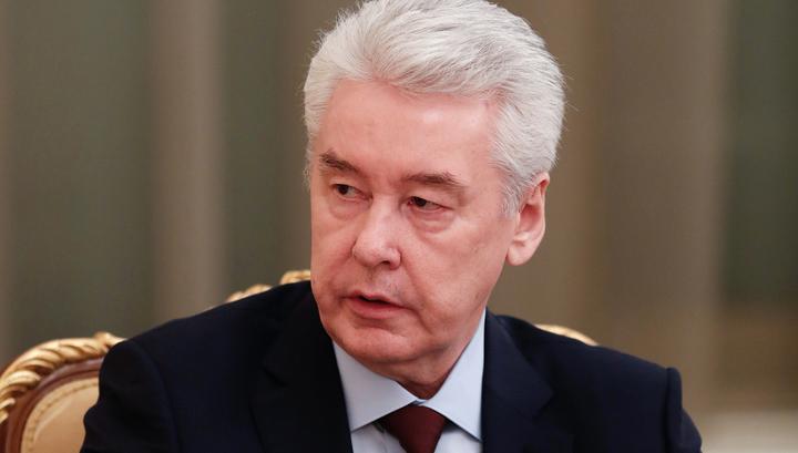 Собянин: Москва - в самой высокой группе риска по коронавирусу