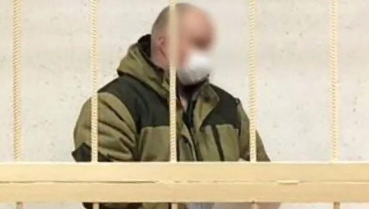 Подозреваемый в убийстве пяти человек на Рязанщине будет заключен под стражу