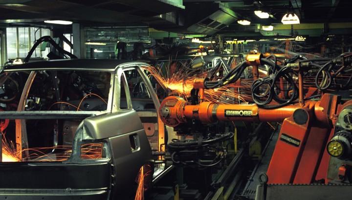 Российский автопром возвращается к работе
