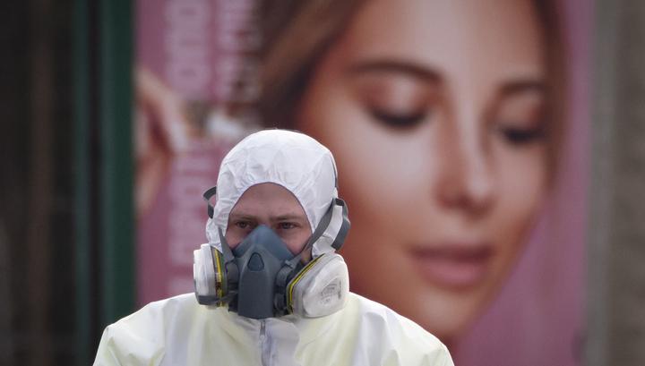 COVID-19 в России: число заболевших за сутки впервые превысило тысячу