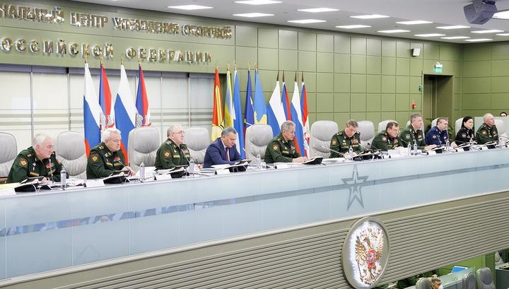 В российской армии сформированы противокоронавирусные отряды