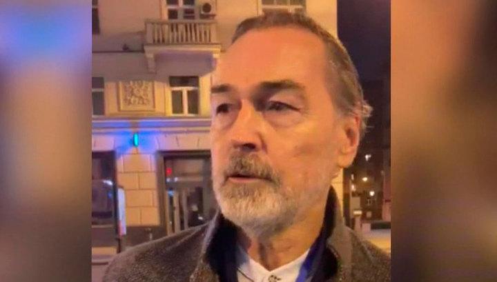 Попавший в аварию художник Сафронов раскрыл подробности инцидента