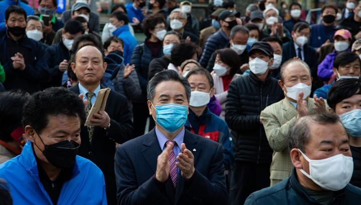Сеул анонсировал пакет финансовых мер для поддержки экспорта и спроса