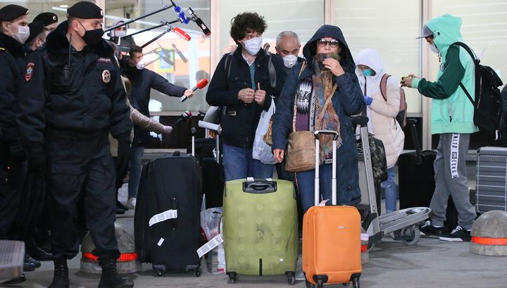 За три недели в Россию вернулись почти 165 тысяч соотечественников