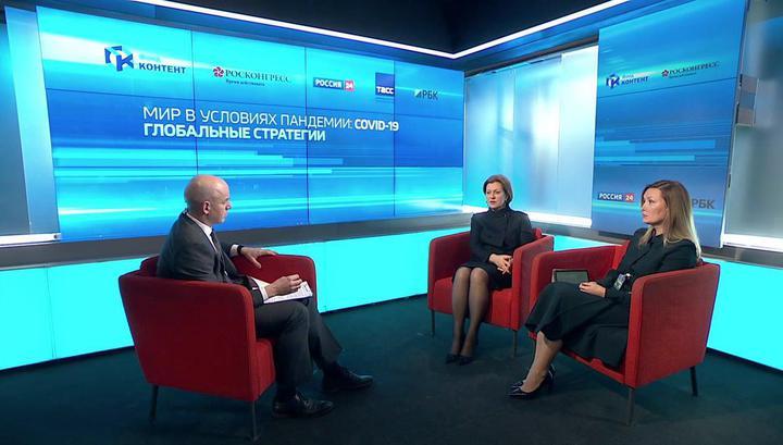 Примерно четверть заразившихся россиян болеет бессимптомно