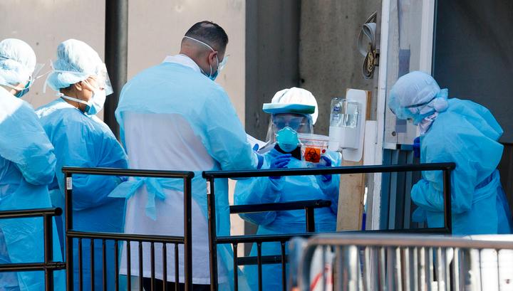 В США число зараженных коронавирусом превысило 1,5 миллиона