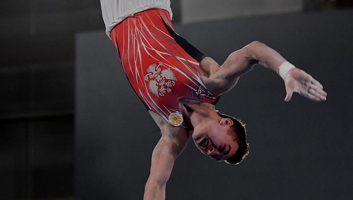 Гимнаст Найдин выписан из больницы