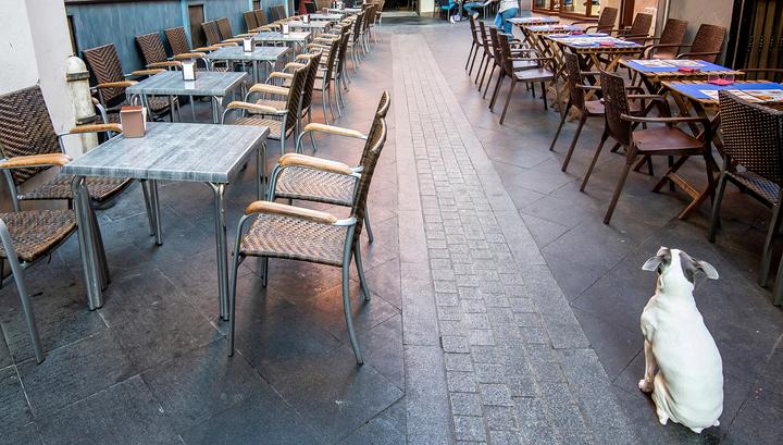 Ресторанный бизнес в Испании на грани краха из-за COVID-19