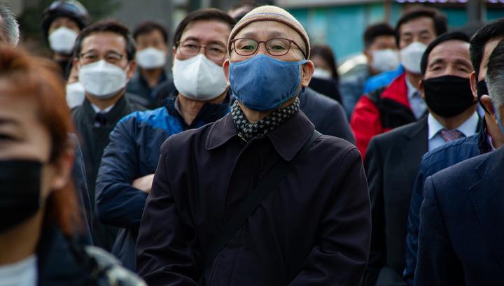 Южная Корея столкнулась с резким ростом безработицы